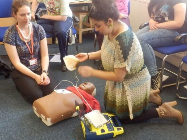 YCs First Aid Session