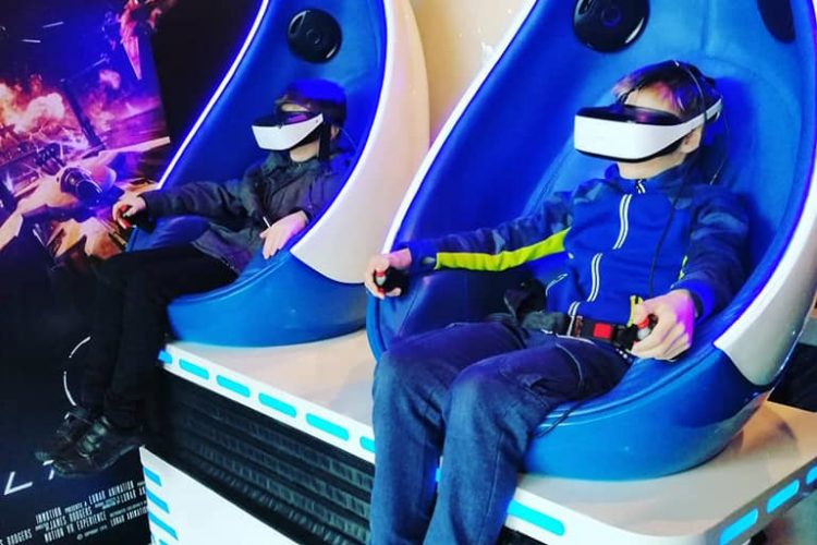 VR Gaming Experience