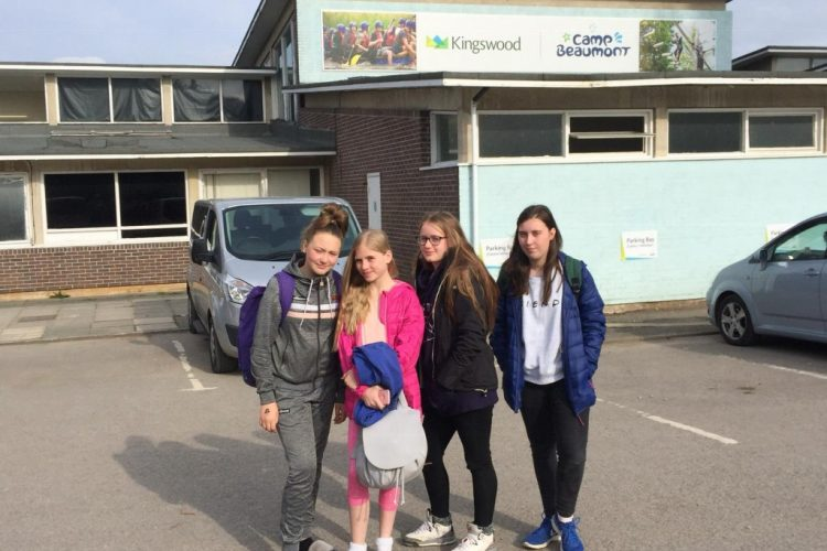 Young Carers Residential at Kingswood Camps
