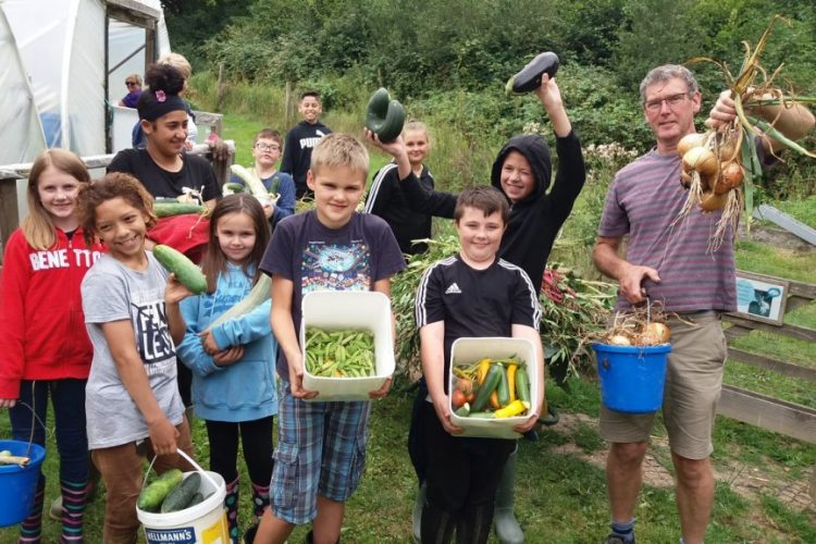 Young Carers at Magdalen Farm