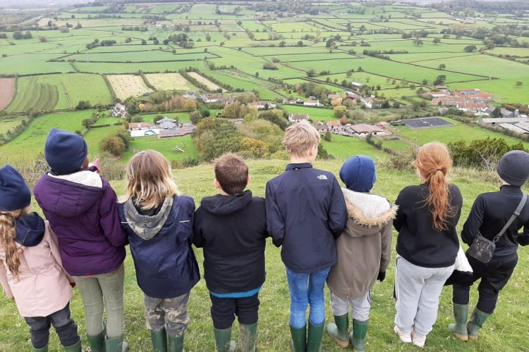 Young Carers Autumn Residential At Barton Camp.